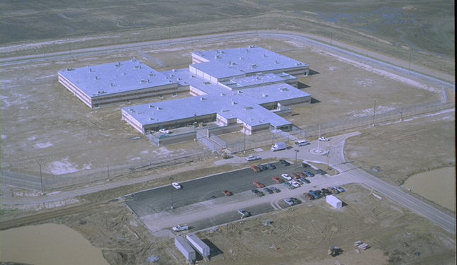 Grimes and McPherson Correctional Facility