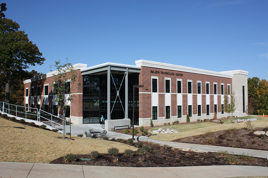 John Brown University Engineering and CM Building